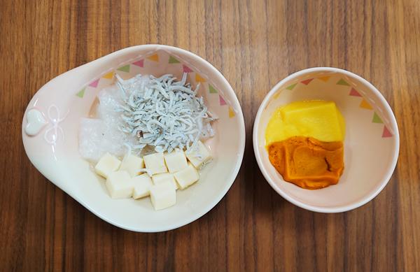 コープデリの離乳食